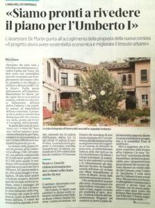 Il piano per l'Umberto I