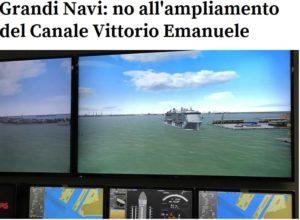 No ampliamento Vittorio Emanuele