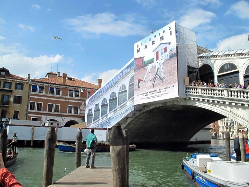 Restauri Ponte di Rialto