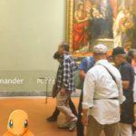 Pokémon agli Uffizi