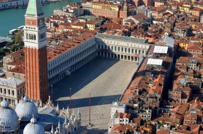 Venezia vuota vista dall'elicottero dei carabinieri _ FOTO5.jpeg